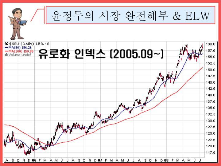윤정두의 시장 완전해부
