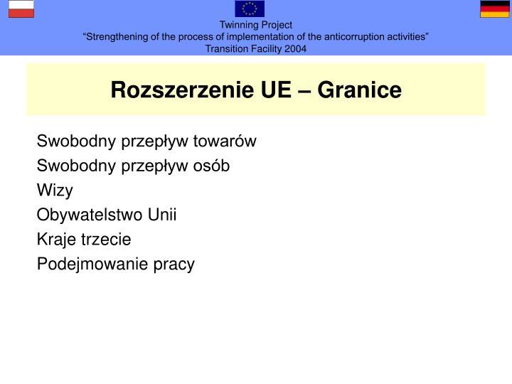 Rozszerzenie UE