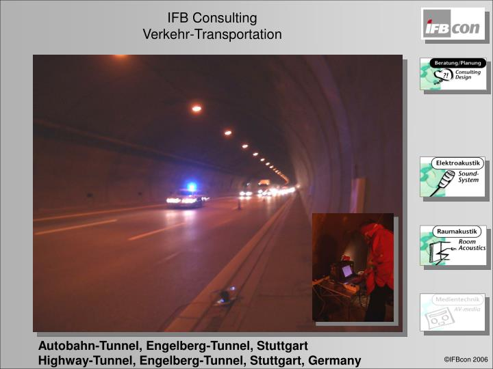Autobahn-Tunnel, Engelberg-Tunnel, Stuttgart
