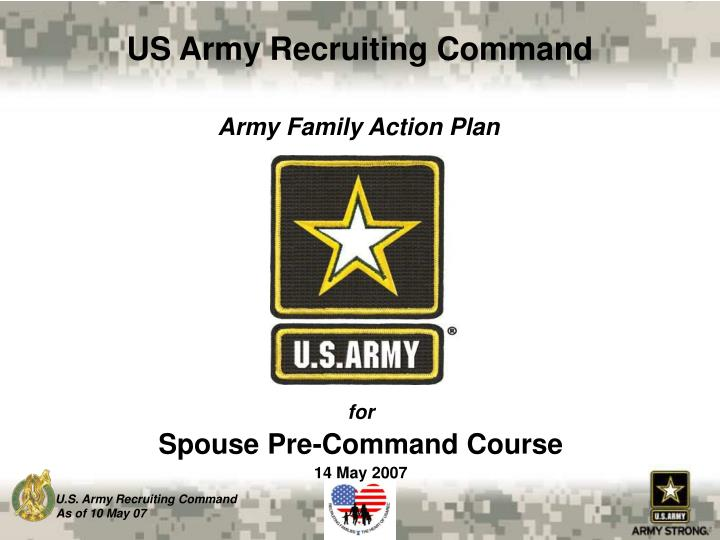 ppt us army recruiting command powerpoint presentation id 3431795