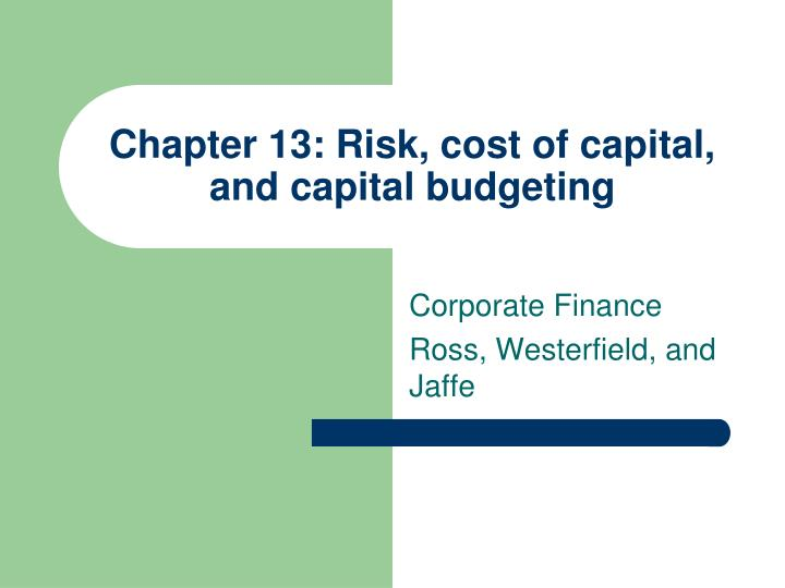 corporate budgeting on capital budgeting Capital budgeting is the process of making investment decision in fixed assets or capital expenditure meaning, objectives and features of capital the following are the objectives of capital budgeting 1 to find out the profitable capital expenditure 2 to know whether the replacement of any existing.