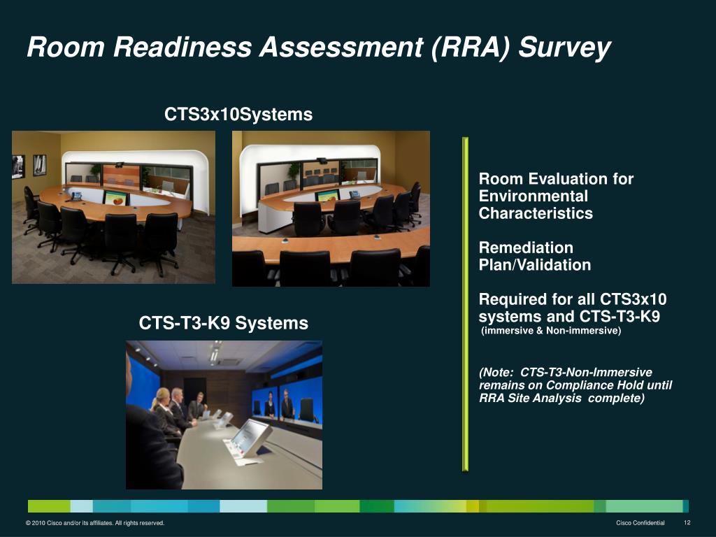 PPT - Cisco TelePresence Experience & Order Assurance