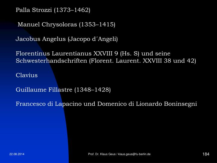 Palla Strozzi (1373–1462)
