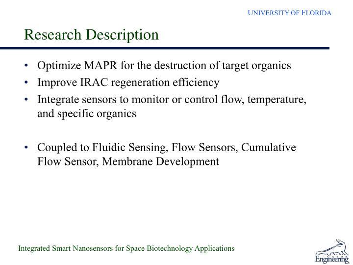 Research Description