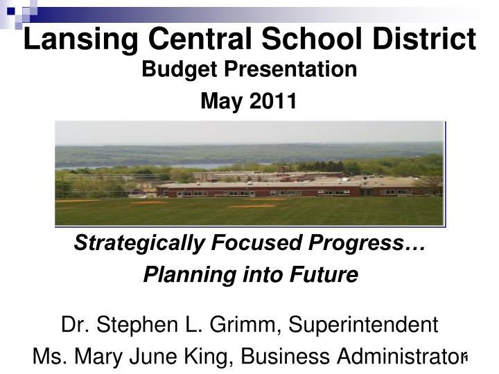 lansing central school district n.