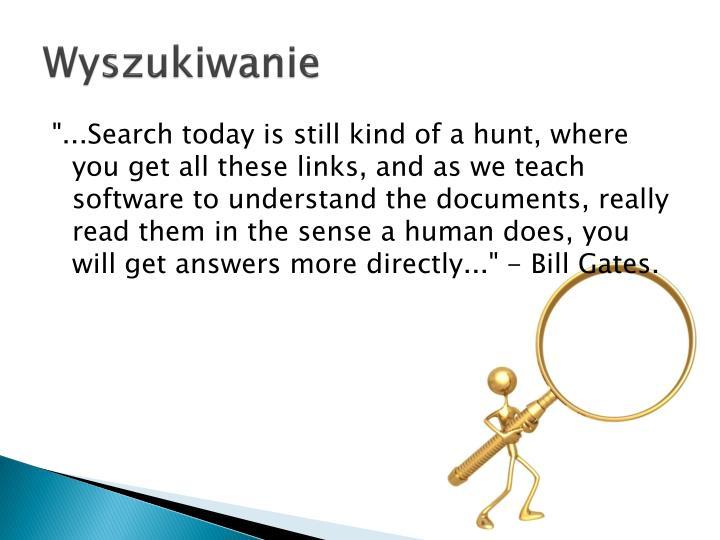 Wyszukiwanie