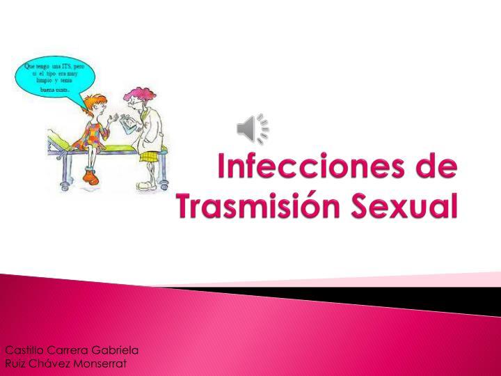 infecciones de trasmisi n sexual