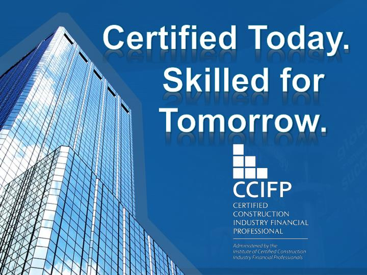 certified today n.