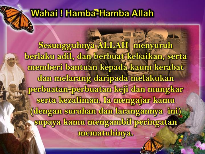 Wahai