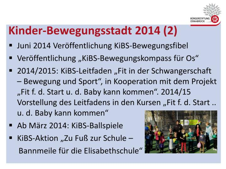 Kinder-Bewegungsstadt 2014 (2)
