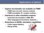 applications of ipblock