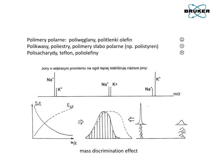Polimery polarne:  poliwęglany, politlenki olefin