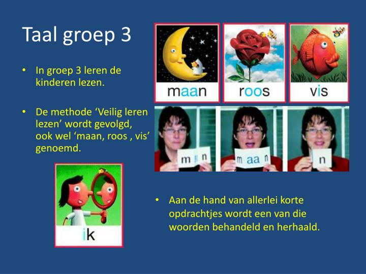 Taal groep 3