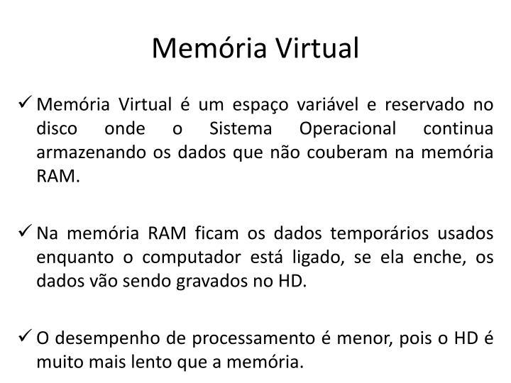 Mem ria virtual2