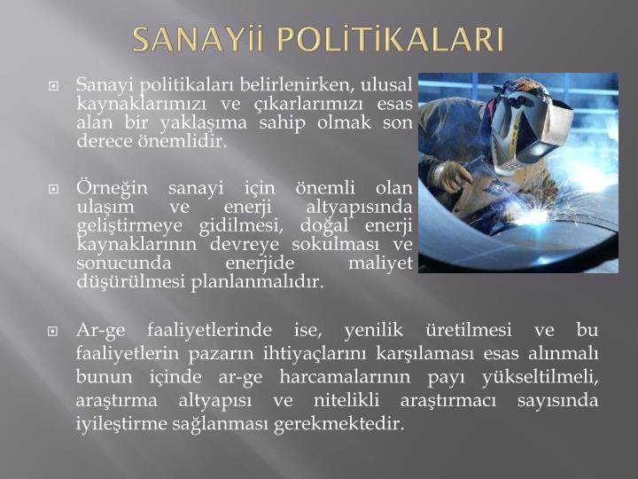 SANAYİİ