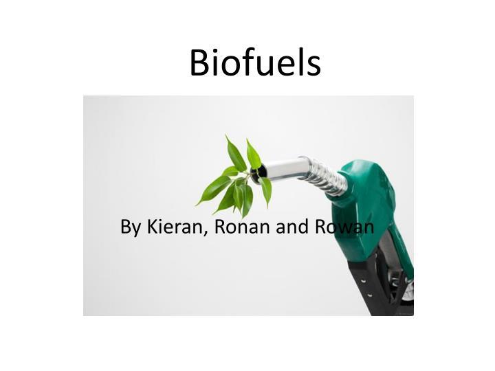 biofuels n.