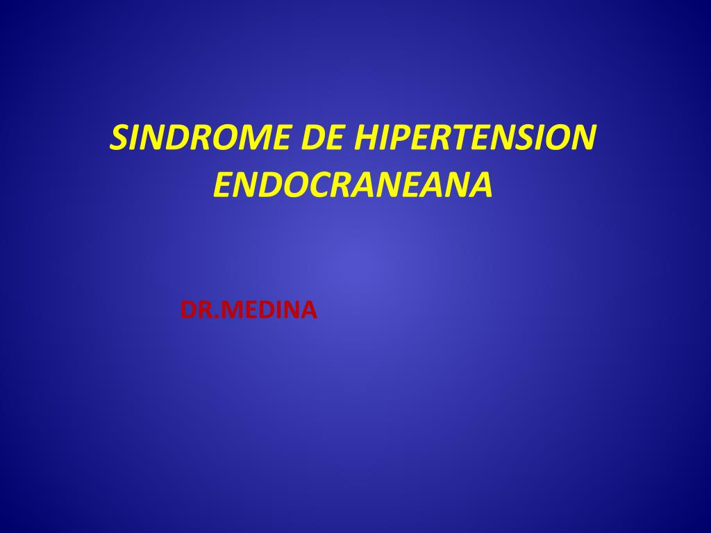 Mecanismo de hipertensión intracraneal tetraciclina