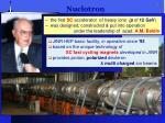 nuclotron