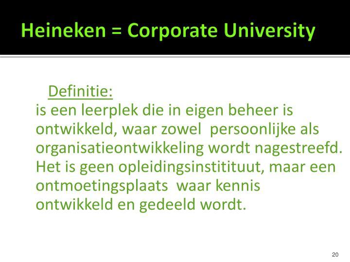 Heineken =