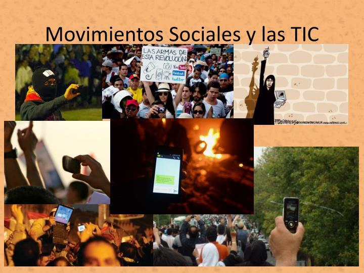Movimientos Sociales y las TIC