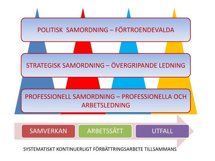 POLITISK  SAMORDNING – FÖRTROENDEVALDA