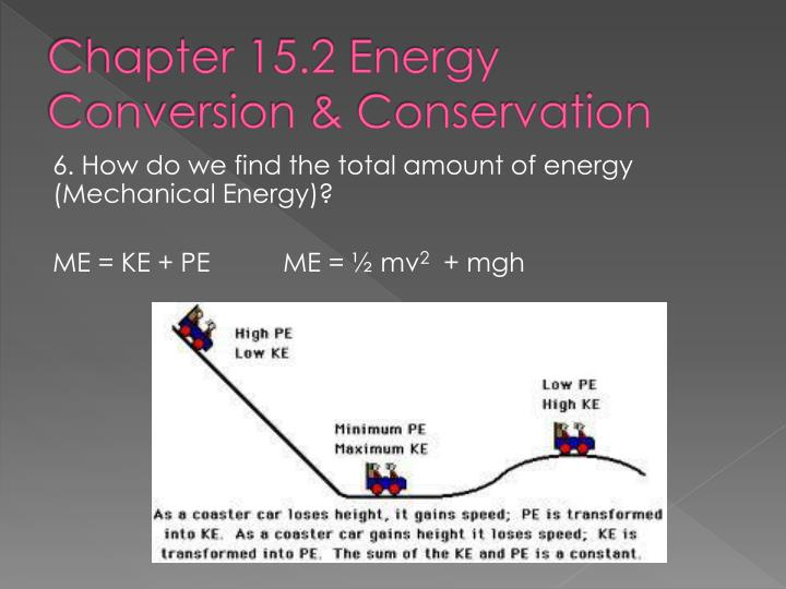 Section 15 2 Energy Conversion And Conservation Energy Etfs