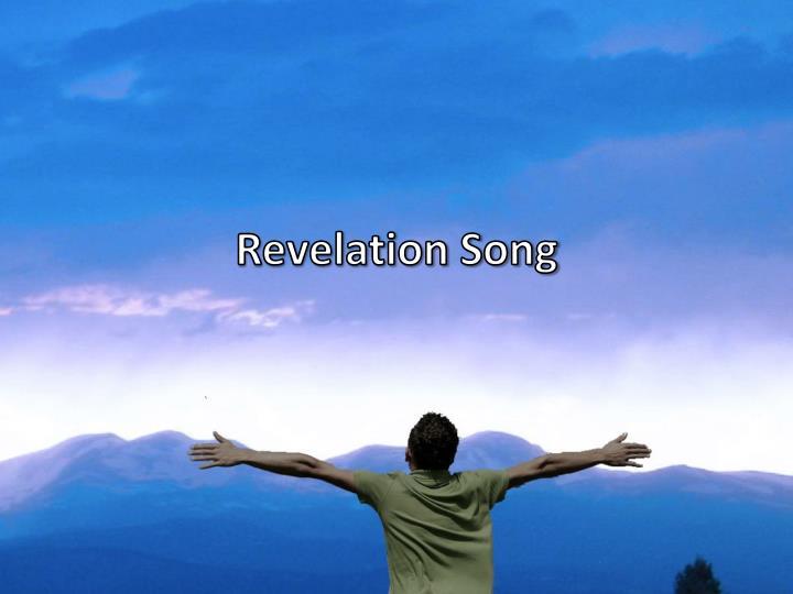 revelation song n.