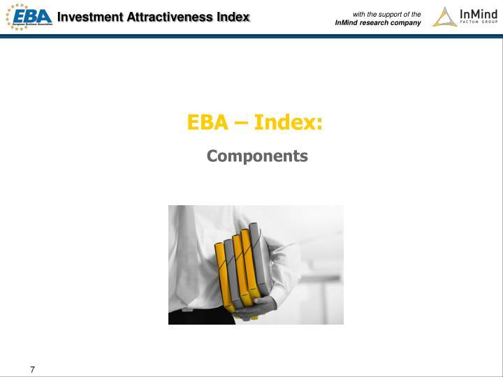 EBA – Index: