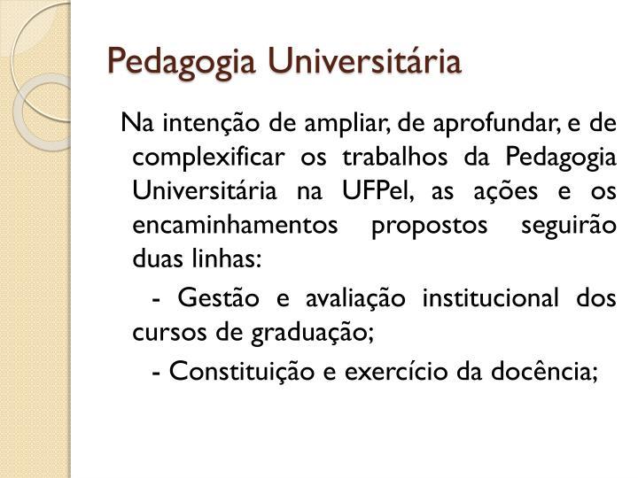 Pedagogia universit ria1