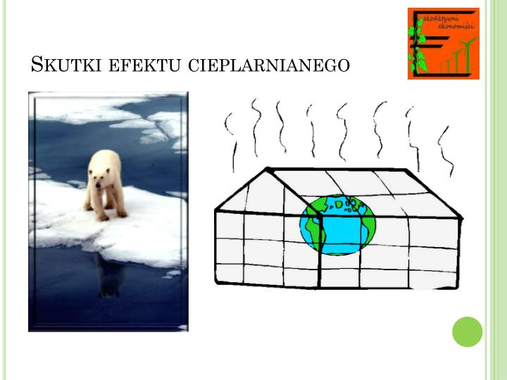 Skutki efektu cieplarnianego