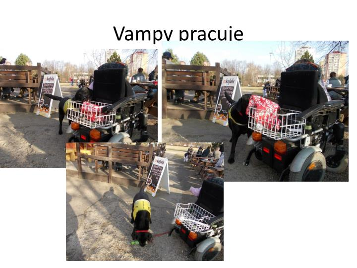 Vampy pracuje