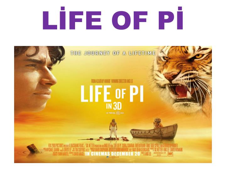 life pi questions Learn to ask questions of the text and to pick out which facts are important to chapters in life of pi can be read like a non-fiction or informational text—the.