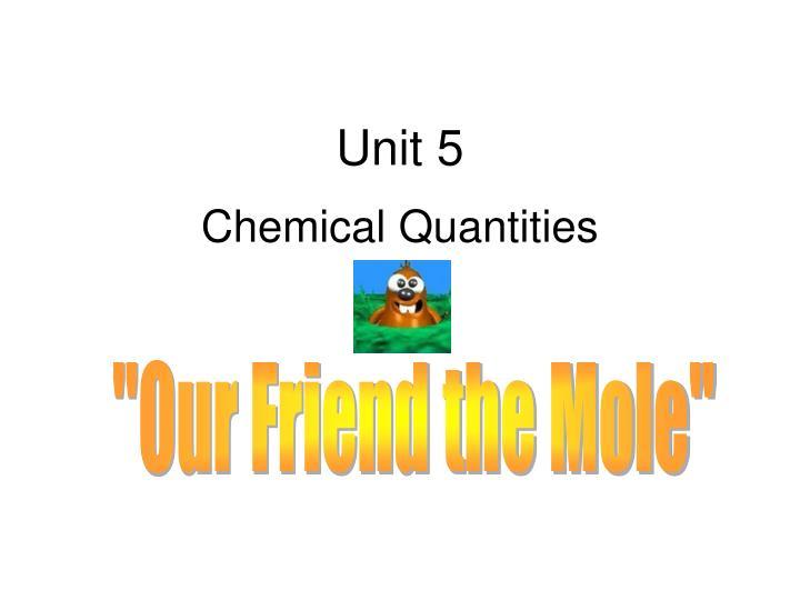 unit 5 n.