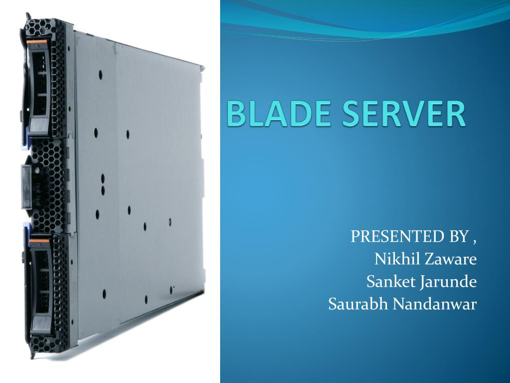Blade server vs rack server, which one should you choose.