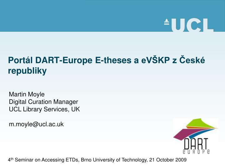 the dart-europe e- theses portal (deep)
