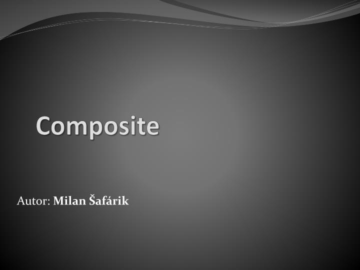 composite n.