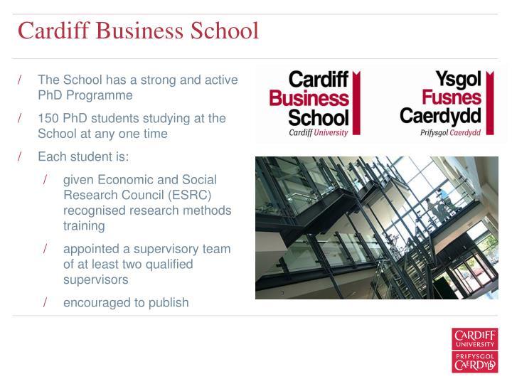 Cardiff Business School