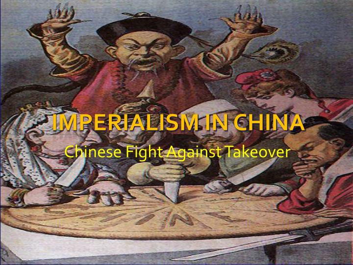 chinese fight against takeover n.