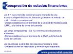 reexpresi n de estados financieros1