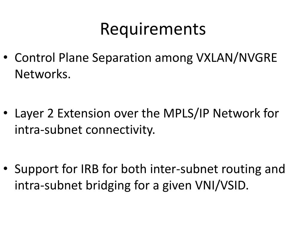 PPT - VXLAN DCI Using EVPN PowerPoint Presentation - ID:3451257