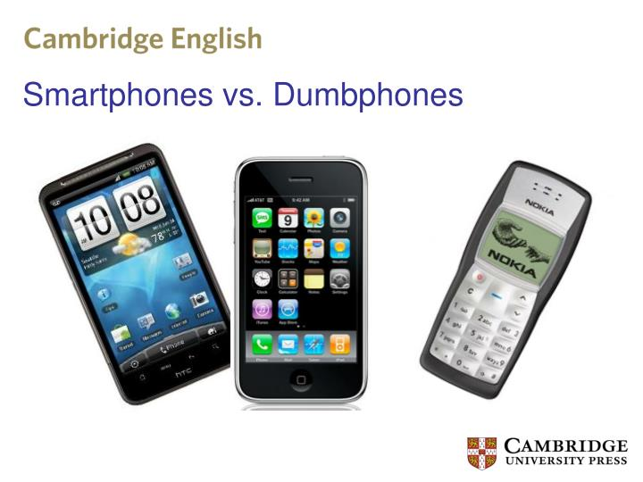 Smartphones vs.