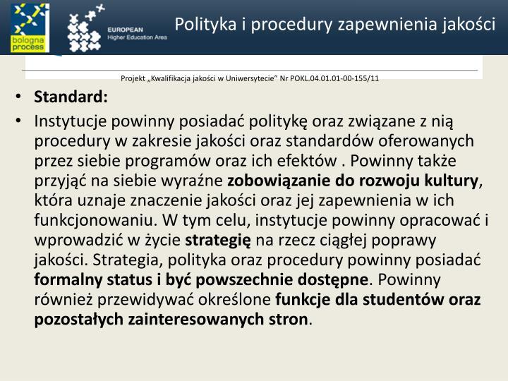 Polityka i