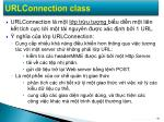 urlconnection class