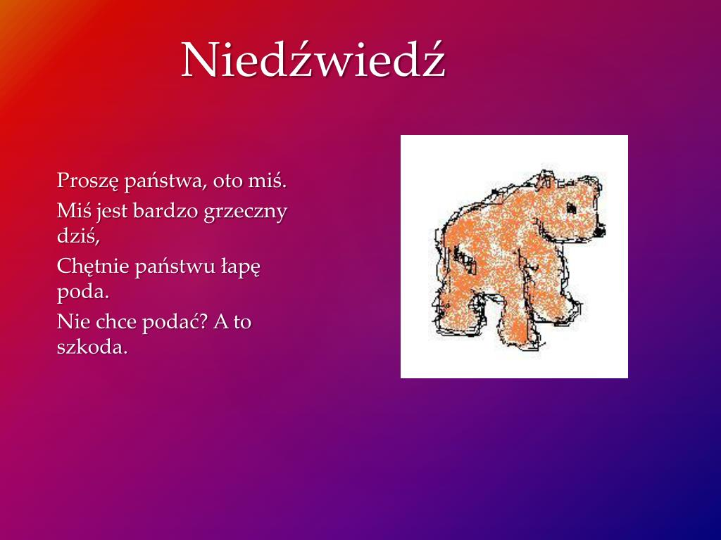 Ppt Jan Brzechwa Powerpoint Presentation Free Download