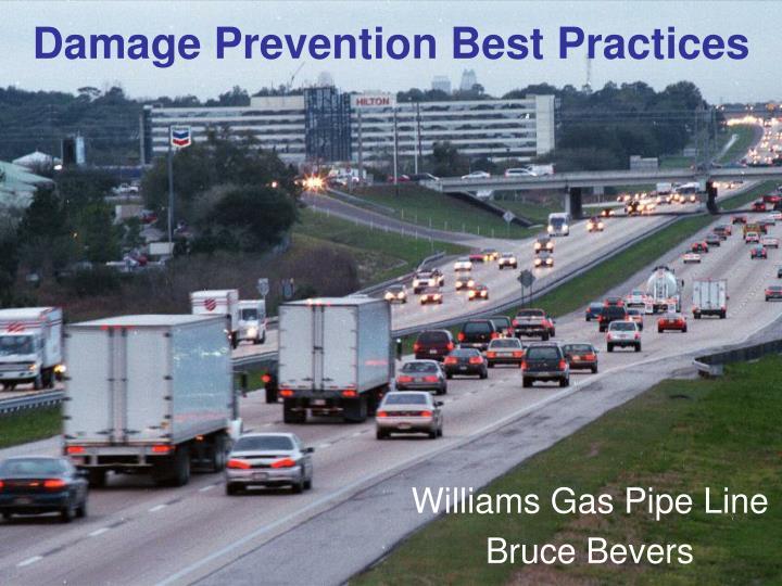 damage prevention best practices n.