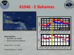 41046 e bahamas