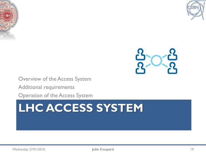 Overview of the Access System
