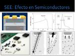 see efecto en semiconductores