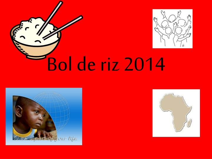 bol de riz 2014 n.