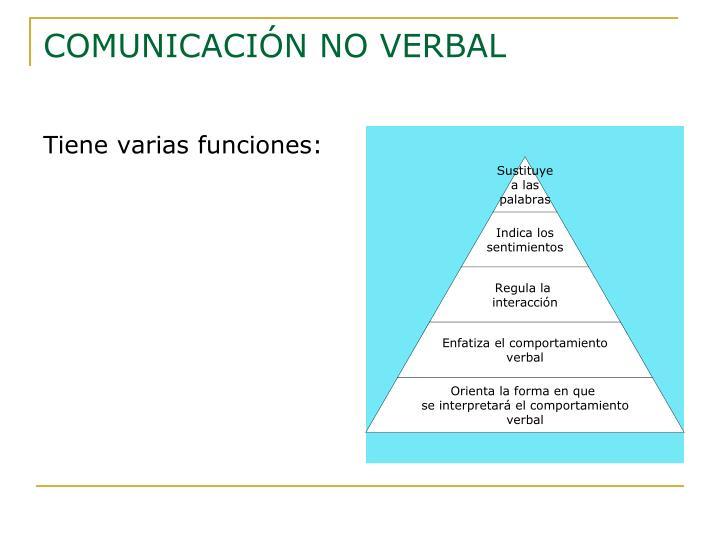 comunicaci n no verbal n.